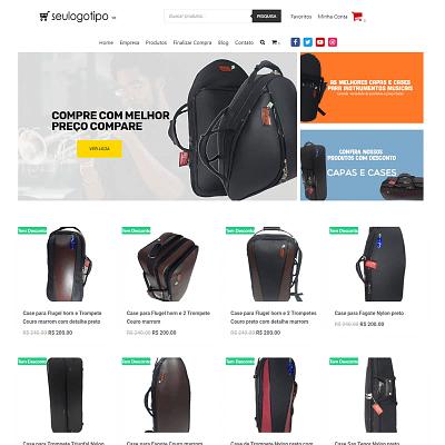 loja virtual bolsas e acessórios
