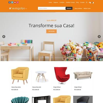 Loja Virtual Decoração Online Móveis