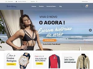 loja virtual pronta